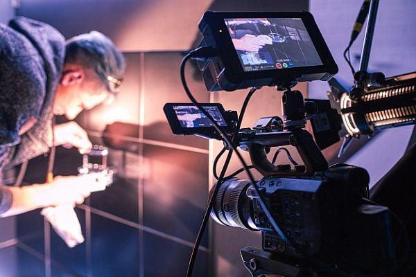 камера, филмов ефект