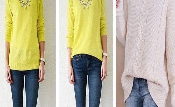 блузи, модни трикове