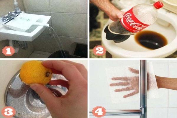 трик почистване
