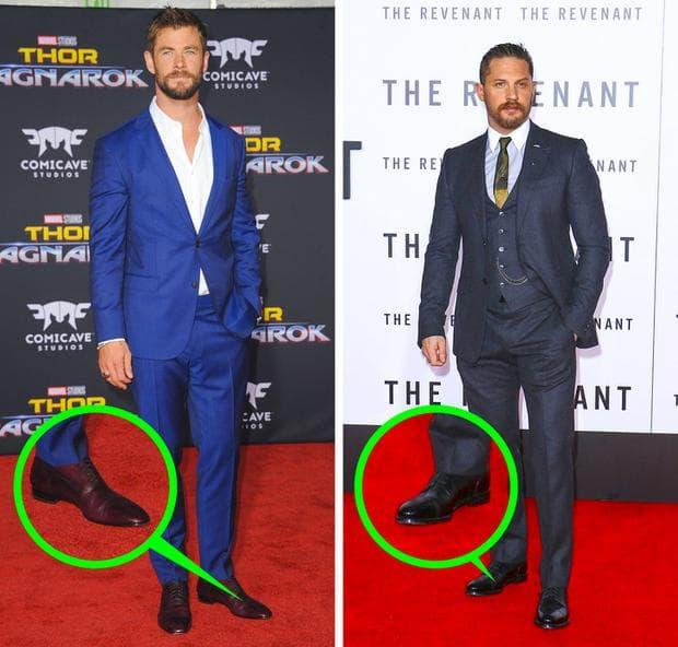 размер на обувката