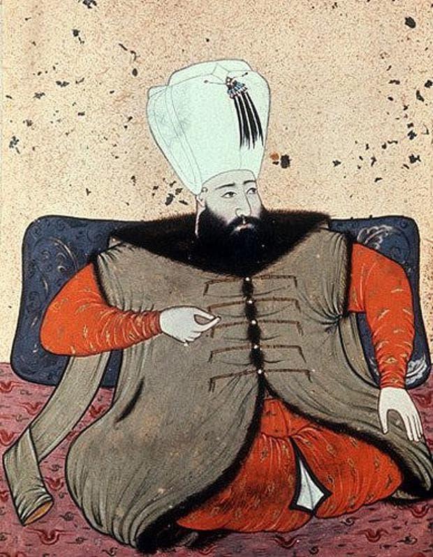 султан Ибрахим 1
