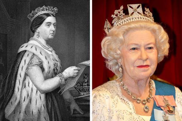 Виктория и Елизабет