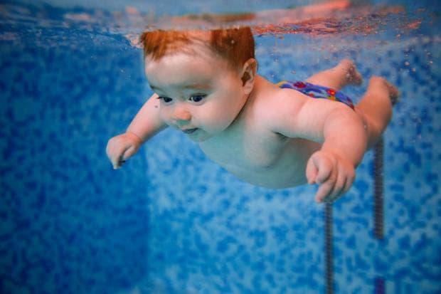 комфортно под вода