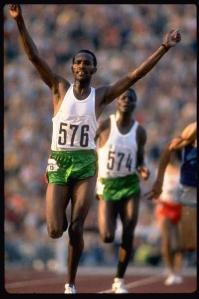 маратонецът Кипод Кайно