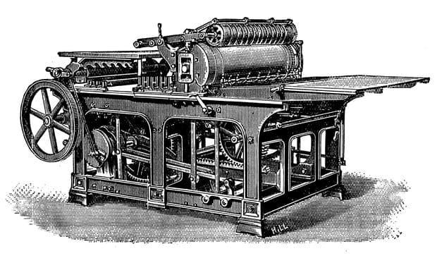 Печатарска преса