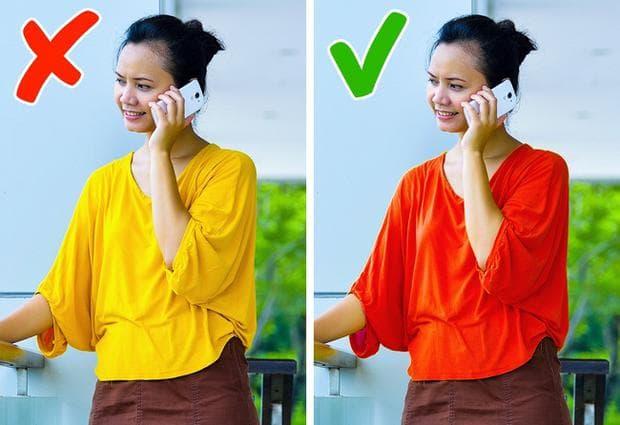 жена, която говори по телефона
