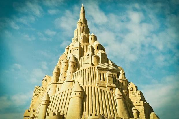 пясъчен замък