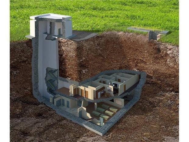 подземен бункер