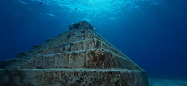 подводни руини