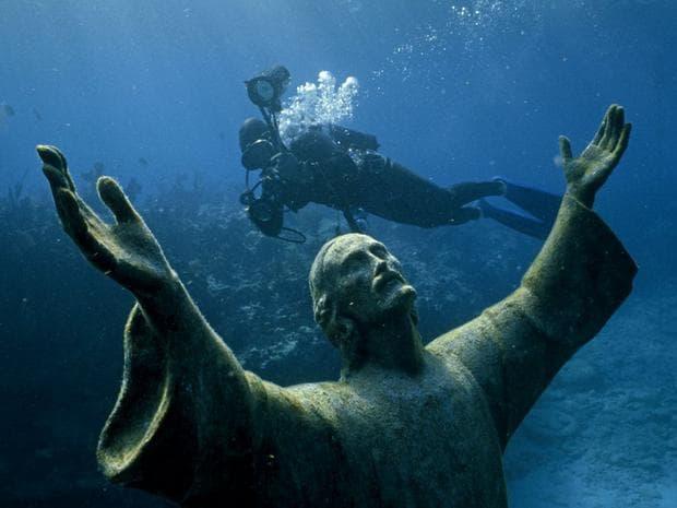Христос от бездната