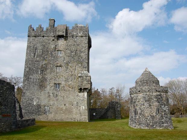 Замъкът Агюнюре