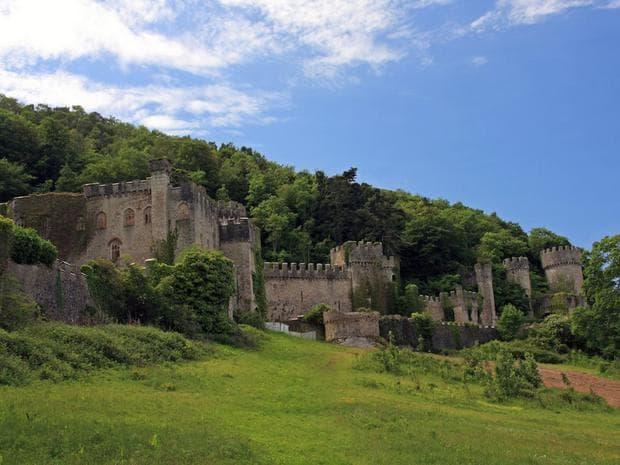 Замъкът Грих