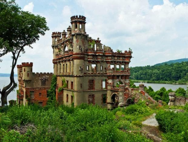 Замъкът Банермън