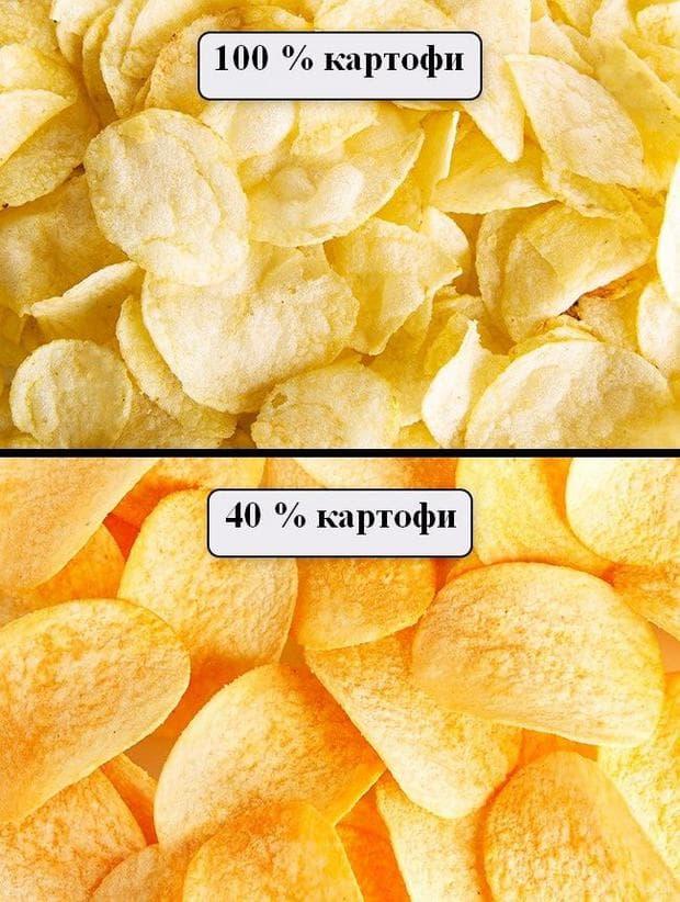 картофен чипс