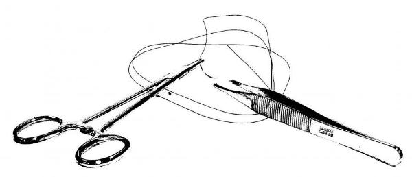 Инструменти за махане на шев