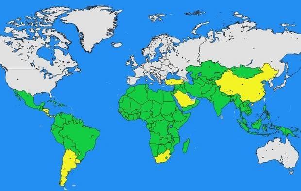 Третия свят