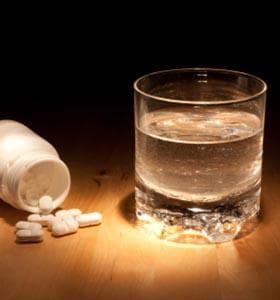 тест с пероксид и парацетамол