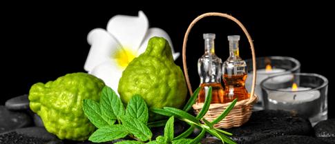 ароматерапия с етерично масло от бергамот