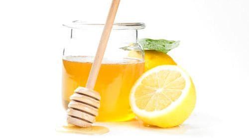 мед и лимон срещу кашлица при деца