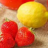 Ягоди и лимон