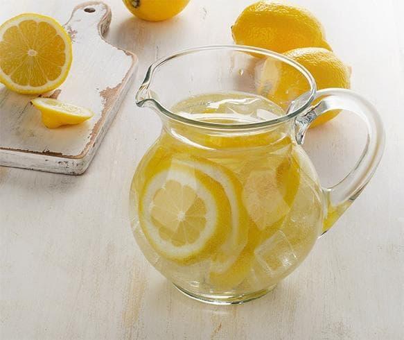 Лимони срещу прегряване