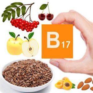 Естествени източници на витамин В17