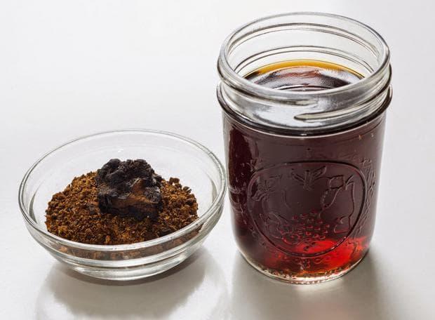 Чай от Чага