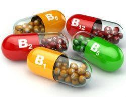 Прием на витамини от група В