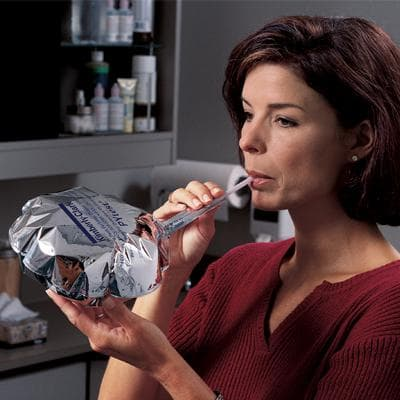 Уреен дихателен тест:
