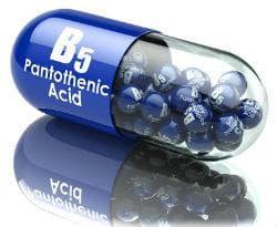 Витамин В5 - полезни ефекти