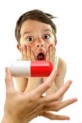 Какво да правим, ако дете не може да преглъща капсулите