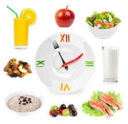 Хранете се често и на малки порции