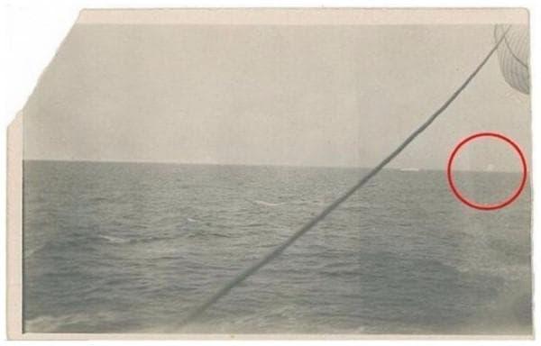 Айбергът, потопил Титаник
