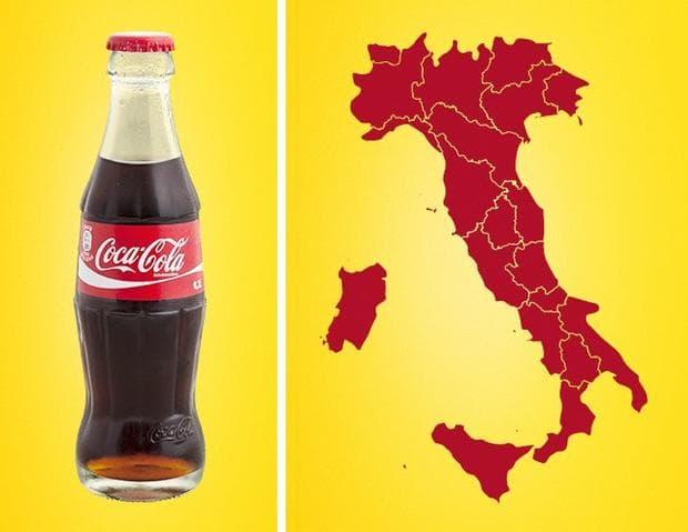 Кока-кола и Италия