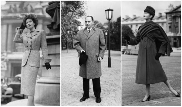 Мода 1946-1956