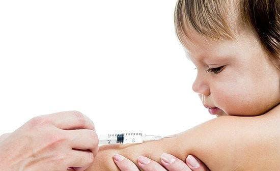 Кога се прилага ваксината морбили паротит рубеола