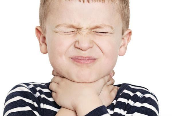 Причини за възпалено гърло при деца