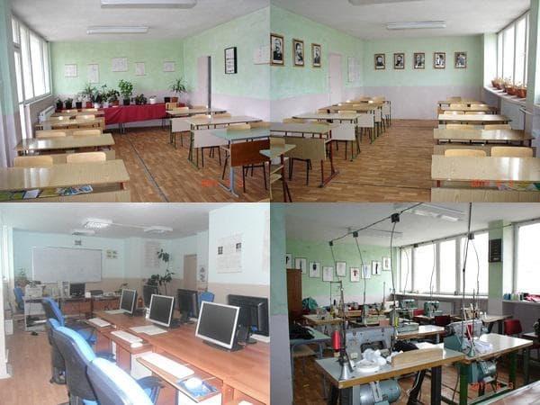 класни стаи