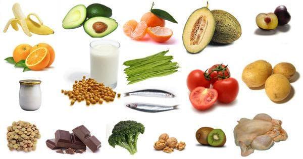 Хранителни източници