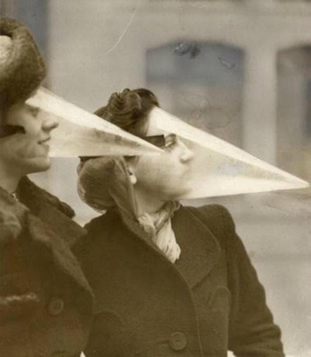 Защитна маска за грим