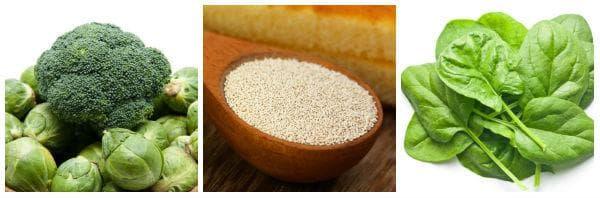 Хранителни източници на алфа липоева киселина