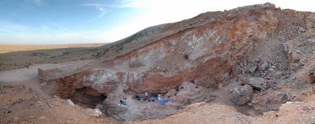 Обектът край Маракеш