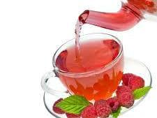 Чай малини