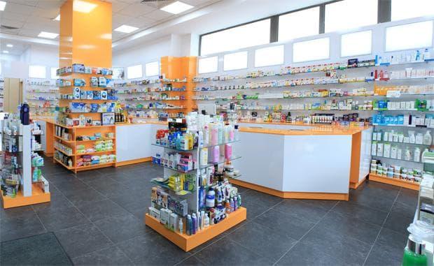 аптека фрамар 22 интериор