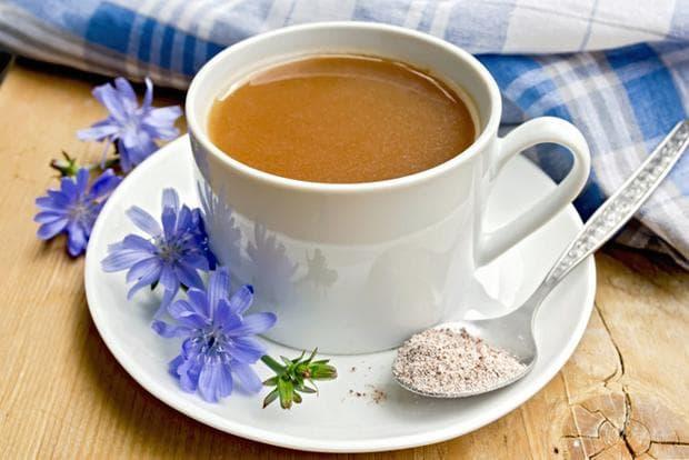 чай от цикория