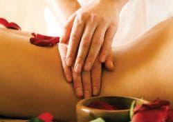 Облекчение на болката с масаж