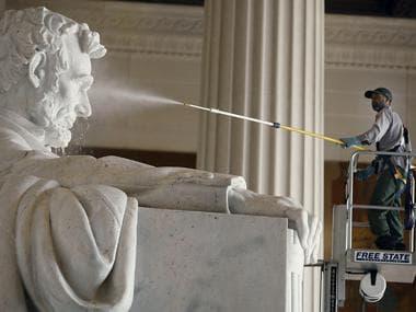 мемориалът Линкълн