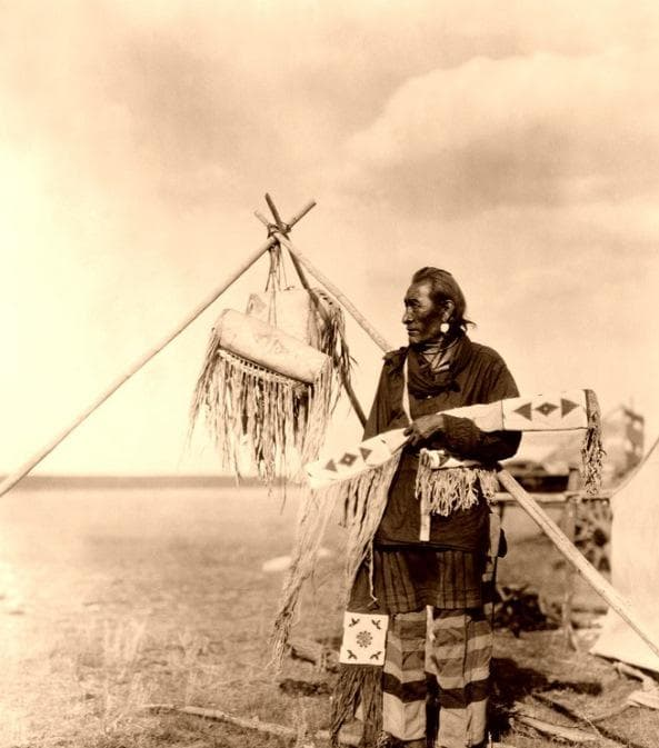 Индианец