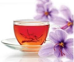 чай от шафран