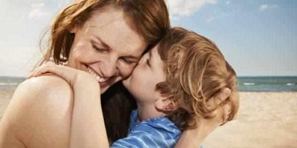дете, майка, любов